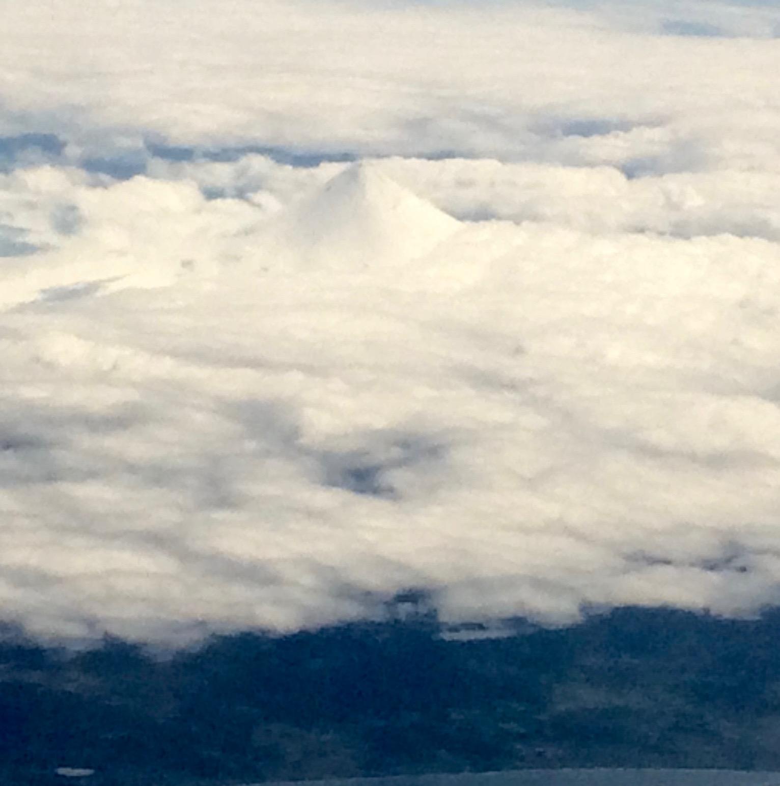 Pavlof Mountain, active volcano