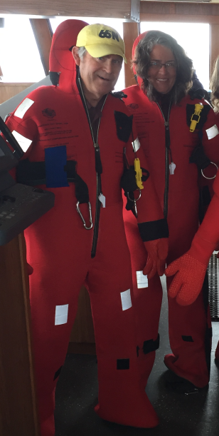 Flotation suits